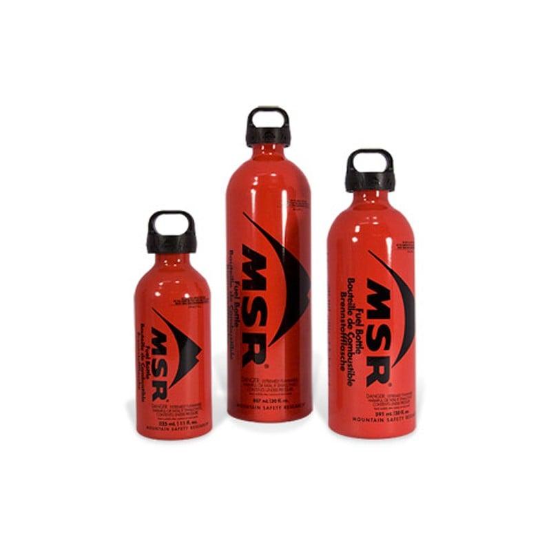 MSR Brennstoffflasche Übersicht