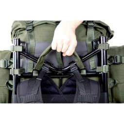 Savotta LJK Modular Rucksack robuster Tragegriff