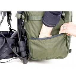 Savotta LJK Modular Rucksack geräumige Seitenfächer