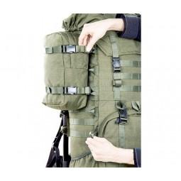 Savotta LJK Modular Rucksack Befestigung Seitentaschen
