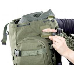 Savotta LJK Modular Rucksack Öffnung für Trinkschlauch