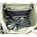 Savotta LJK Modular Rucksack Zwischenboden zugezogen