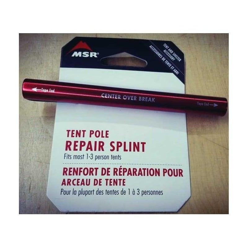 MSR Reparaturhülse rot S