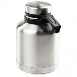 GSI Craft Growler Isolierflasche silber