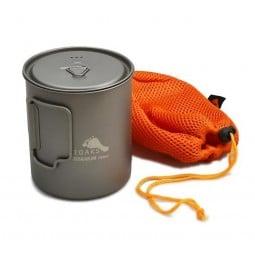 Toaks Titanium 750 ml Topf inklusive Packsack