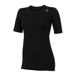 Aclima Lightwool T-Shirt Classic Woman Schwarz