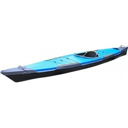 Pakboats Quest blau