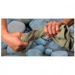 Sea To Summit Drylite Towel im Einsatz