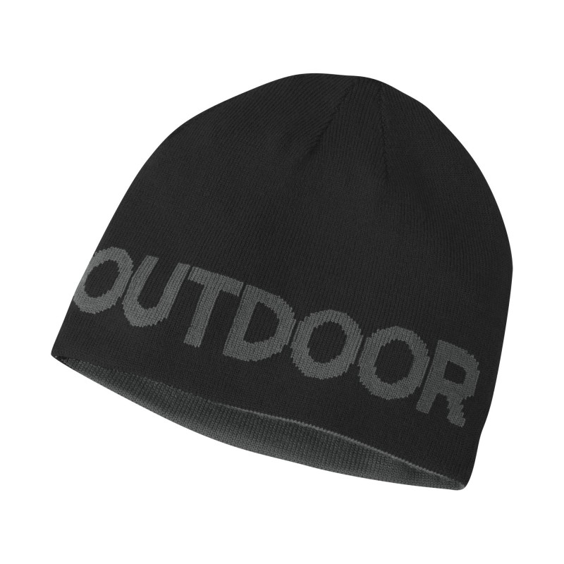 Outdoor Research Booster Beanie Black / Charcoal