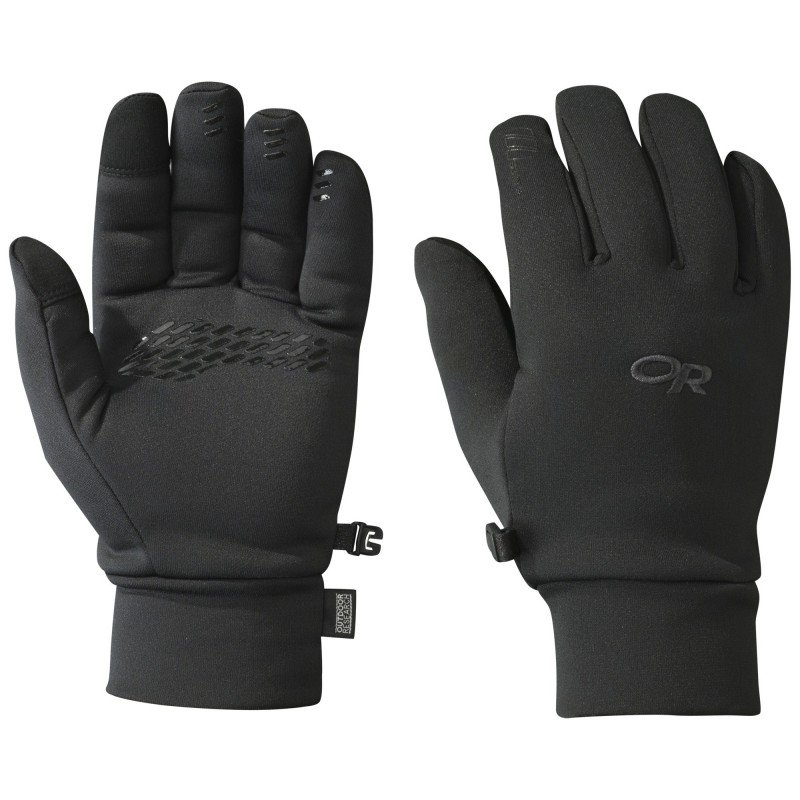 Outdoor Research PL 400 Sensor Glove Herren in Black (Schwarz)