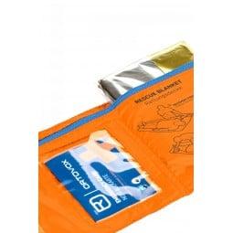 Ortovox First Aid Roll Doc Notfallkarte und Rettungsdecke