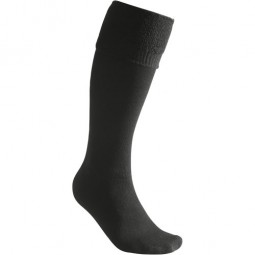 Woolpower Socks Knee High 400 Schwarz