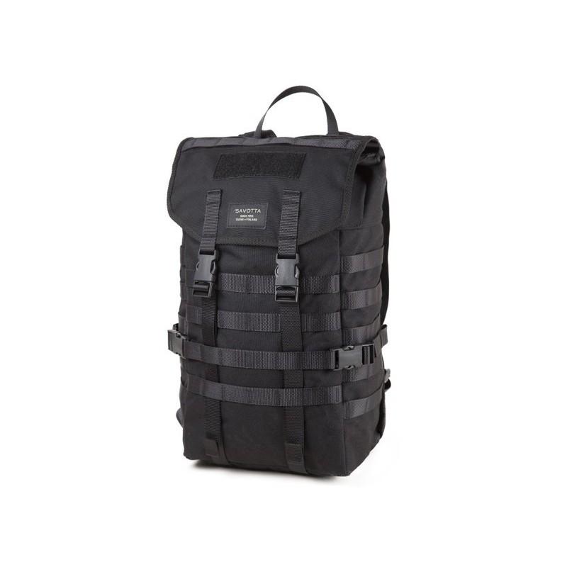 Savotta Jäger Mini Rucksack schwarz