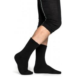 Woolpower Socke 600 Schwarz