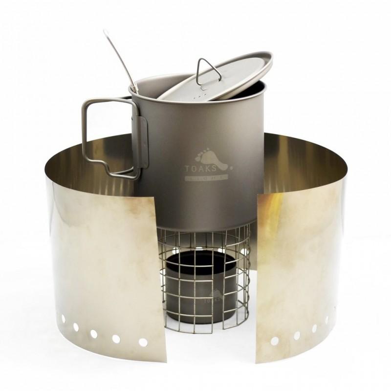 Toaks Ultralight Titanium Cook System CS03
