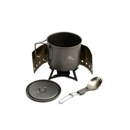 Toaks Ultralight Titanium Cook System CS01