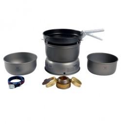 Trangia 25-3 HA Aluminium mit Nonstick Pfanne
