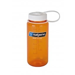 Nalgene Everyday Weithals Trinkflasche 0,5L Orange
