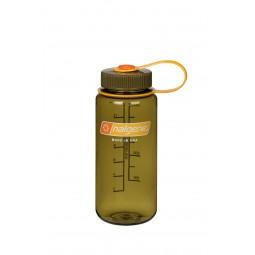 Nalgene Everyday Weithals Trinkflasche 0,5L Olive