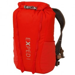 Exped Typhoon 15 Rucksack Rot