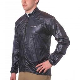 Montbell Ex Light Wind Jacket angezogen