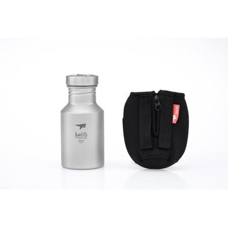 Keith Titanium Sport Bottle Trinkflasche
