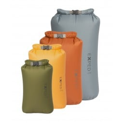 Exped Fold Drybag 4 Pack
