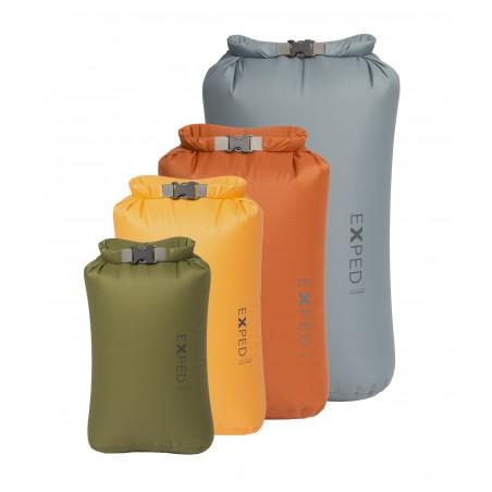 Exped Fold-Drybag Packsack 4 Pack