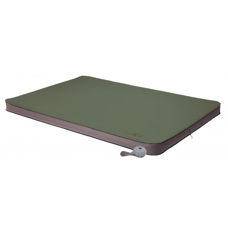 Exped MegaMat Duo 10 LW+ grün Isomatte