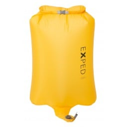 Exped Schnozzel Pumpbag UL gelb