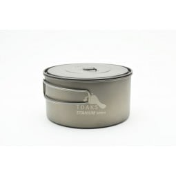 Toaks Titanium 900ml D130 Pot