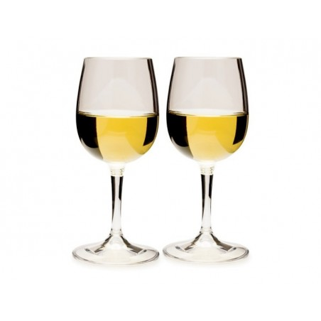 GSI Weißweinglas Set