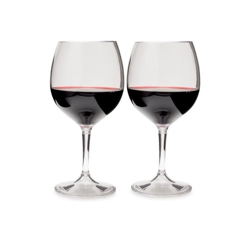 GSI Rotweinglas