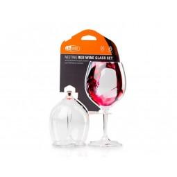 GSI Rotweingläser Verpackung