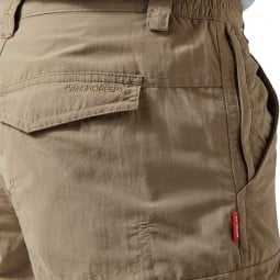 Craghoppers NosiLife Convertible Trousers mit jeder Menge Taschen