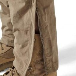 Craghoppers NosiLife Convertible Trousers - langer RV am Beinabschluss ermöglicht leichtes An- und Ausziehen des abgezippten Hos