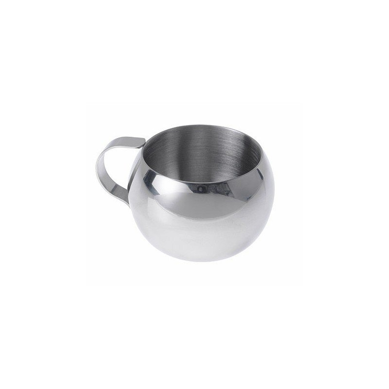 GSI Thermo Espressotasse Edelstahl