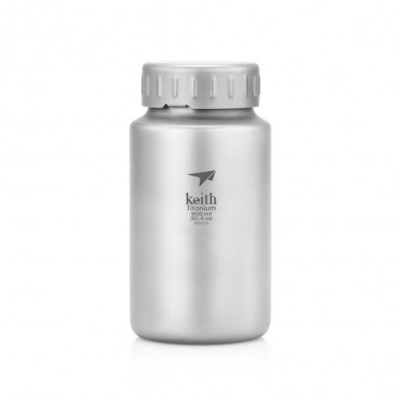 Keith Sports Bottle Weithals