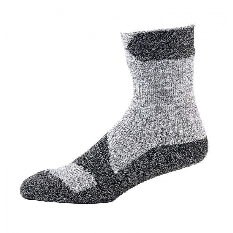 SealSkinz Walking Thin Ankle Socke in der Farbe Grau