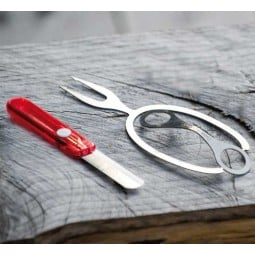 Swiss Advance Grillwerkzeug Doro + Messer