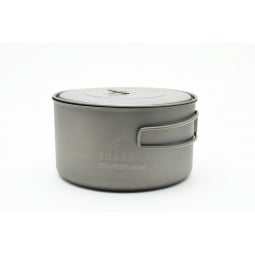 Toaks Titanium 1350ml Pot