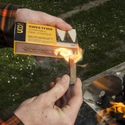 Uco Sweetfire Feuerstarter Reibefläche Schachtel