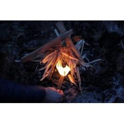 UCO Sweetfire Feuerstarter XL Feuer entzünden