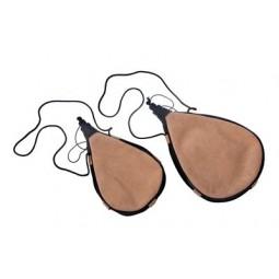 Basic Nature Bota Original Leder Straight Größenvergleich