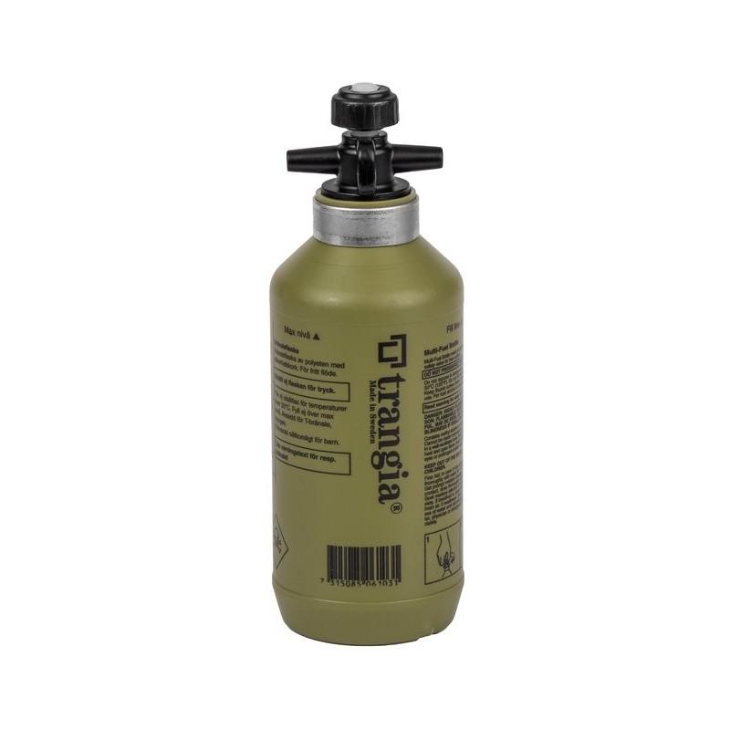 Trangia Sicherheitsflasche 0,3l Oliv