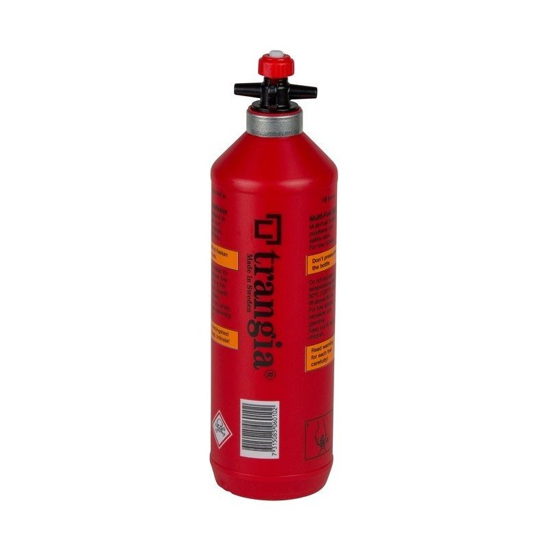 Trangia Sicherheitsflasche 1l Rot