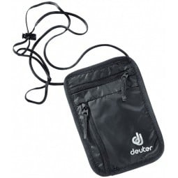 Deuter Security Wallet I schwarz