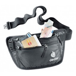 Deuter Security Money Belt I Geldgürtel Schwarz