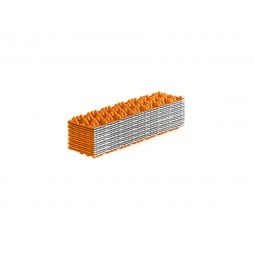 Nemo Switchback Isomatte Packmaß