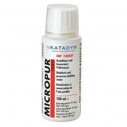 Katadyn Micropur Forte MF 1000 F